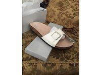 New Birkenstock style sandals size 8