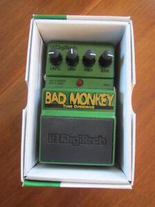 Digitech 'Bad Monkey' Pedal (ON HOLD)