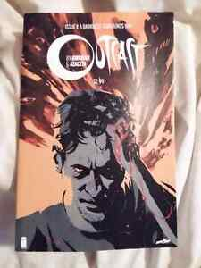 Outcast #1 & 2: 1st Print Comics NM-Mint (Bonus #8 & #21)
