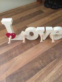 Love key holder