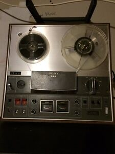 Sony reel to reel for sale Gatineau Ottawa / Gatineau Area image 1