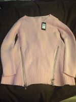 Brand new with tags ladies large guess sweater