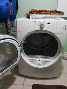 Maytag Front Load, high efficiency Washer and Dryer
