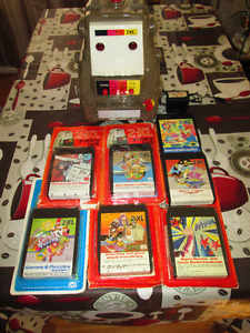 VINTAGE ELECTRIC TALKING ROBOT 2-XL WITH GAMES 1978