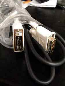 Brand new dvi to dvi cable