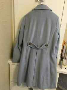 REDUCED. brand new. never worn **Land's End** Wool Coat Size 14 London Ontario image 4