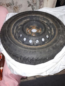 4 like new tires for sale