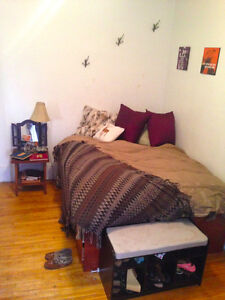 Large, Sunny Room in Downtown Montreal (May-June)