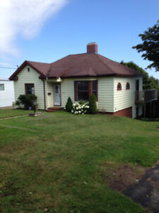 Great family area, on Manawagonish rd west, view Bay of Fundy!!