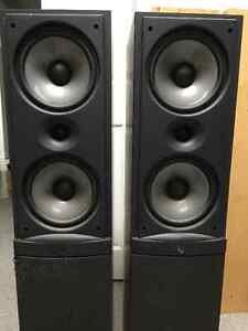 Infinity RS5 Tower Speakers w/Teac Receiver & 5 Disk Player Prince George British Columbia image 10