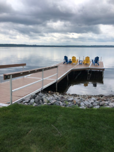 Winter Payment Program! Aluminum Docks!
