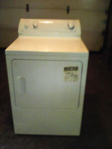 G/E  COMMERCIAL QUALITY  DRYER