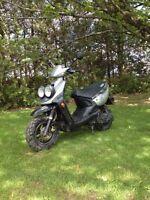 2004 Yamaha BWS 50cc scooter