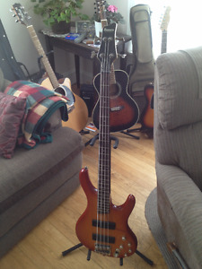 IBANEZ ERGODYNE EDB700-SELL OR TRADE!