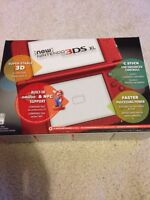 NEWEST NINTENDO 3DS XL NEW