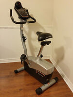 Schwinn 131 Upright Static Exercise Bike