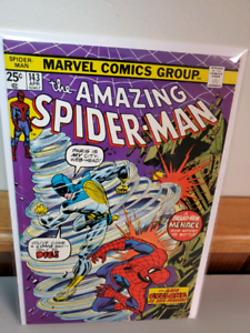 The amazing spiderman 143 high grade