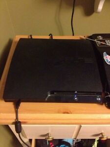 PS3 and few games