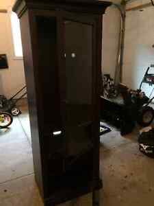 Tall Cabinet for TV or gaming components Kitchener / Waterloo Kitchener Area image 2