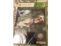 Ridge racer unbounded Ltd ed