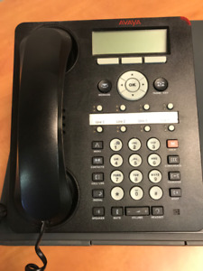 AVAYA IP500V2 Controller and 6 phones.