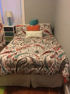 Double bedding sets - $80 each or $150 both  Regina Regina Area image 2
