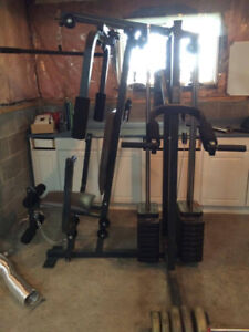 Total Body Home Gym Weider