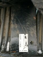 Western snow plow cutting edge brand new hard wear included