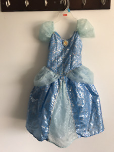 Disney Cinderella Dress Size 6