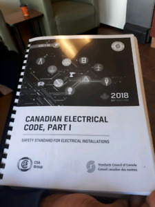 Canadian Electrical Code 1 (2018)(pdf)