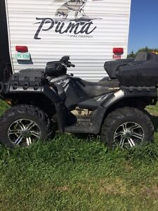 2009 Polaris Sportsman 850 XP