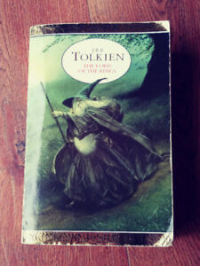 Lord of the Rings, 1993 edition.  $10