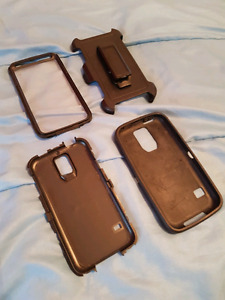 Samsung Galaxy s7 edge and s5 cases