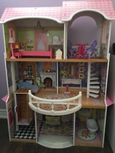 Mansion Barbie/Doll House, cars, scooters, horses and more!