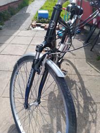 Bronx Hybrid Rambler bike