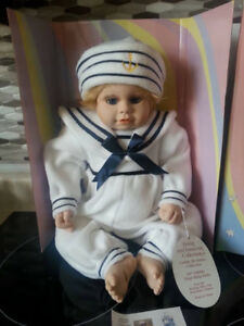 Sweet and Innocent Collection Cuddle Me Babies Sailor 20""