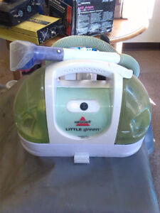 Bissel Little Green Upholstery Steam Cleaner