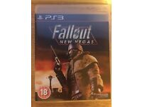 Fallout New Vegas -Playstation 3