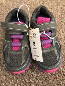 Toddler Girls Size 8 Champion Sneakers - NEW