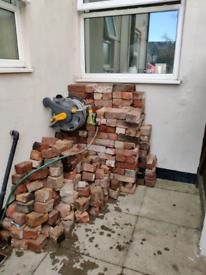 Reclaimed Bricks ###last 100 remaining###