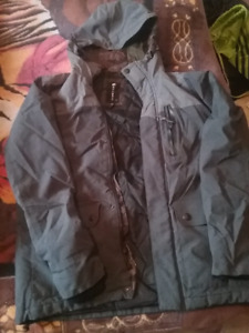Mens Billabong Winter Jacket