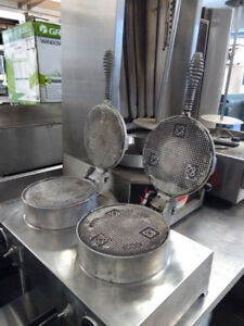 Commercial Food Equipment - Double Cone Maker