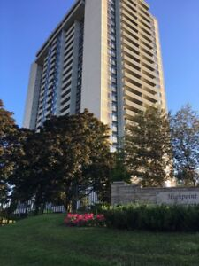 A TQO-BED ROOM CONDO NEAR SENECA COLLEGE FOR RENT