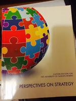 Comm 401: Perspectives on Strategy