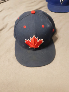 Toronto Blue jays Fitted Ht