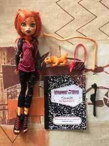 Monster High TORELI ORIGINAL West Island Greater Montréal image 1