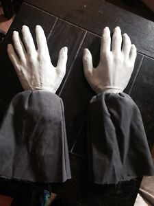 Lawn Stake Corpse Hands St. John's Newfoundland image 2