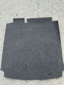 VW Jetta 2011 - 2016 cargo floor carpet
