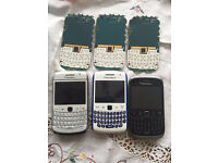 SPARES AND REPAIRS BLACKBERRY CURVE 9360/8520/9320 BOLD 9700 NEED GONE ASAP