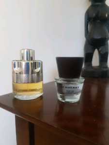 parfum azaro wanted et burberry touch